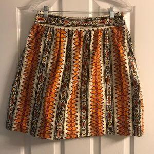 Trina Turk Skirts - Trina Turk Tribal/Geometric Skirt